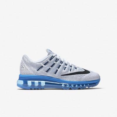 air max 2016 blauw wit