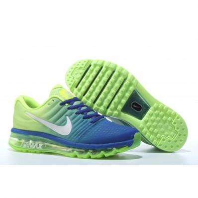 air max 2017 blauw groen