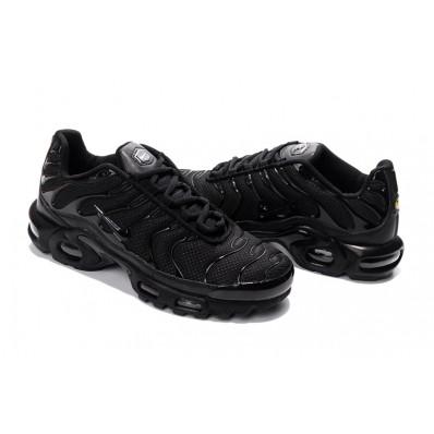 air max plus zwart