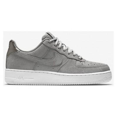 nike air force 1 low suede grijs