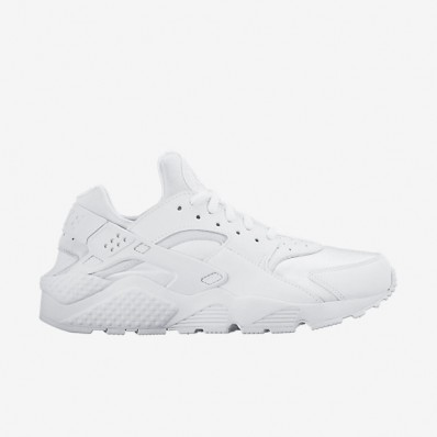 nike air huarache wit sale