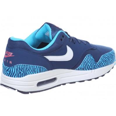 nike air max 1 dames blauw