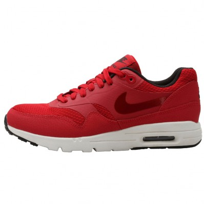 nike air max 1 dames rood