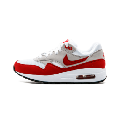 nike air max 1 wit rood