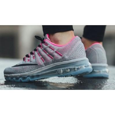nike air max 2016 grijs roze sale