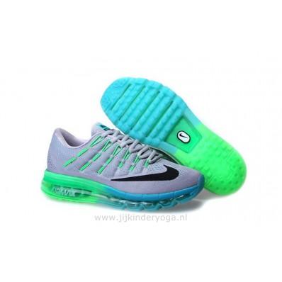 nike air max 2016 zwart groen blauw