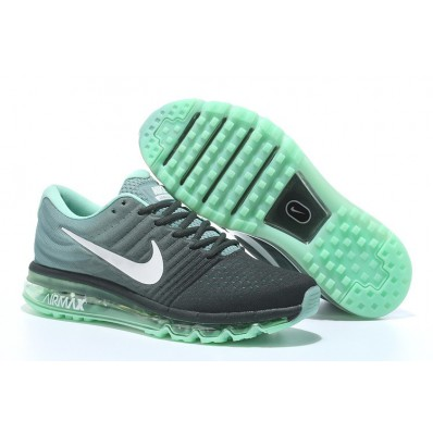 nike air max 2017 grijs mint