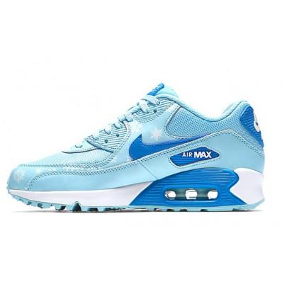 nike air max 90 dames lichtblauw