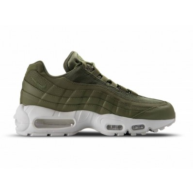 nike air max 95 heren groen