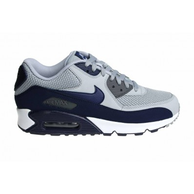 nike air max blauw wit