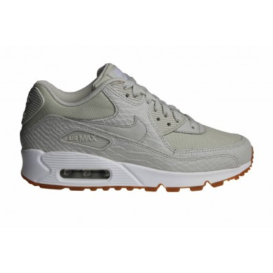 nike air max grijs wit