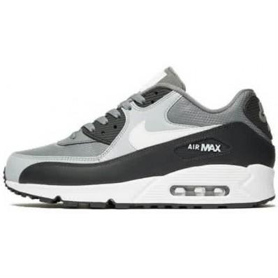 nike air max grijs zwart