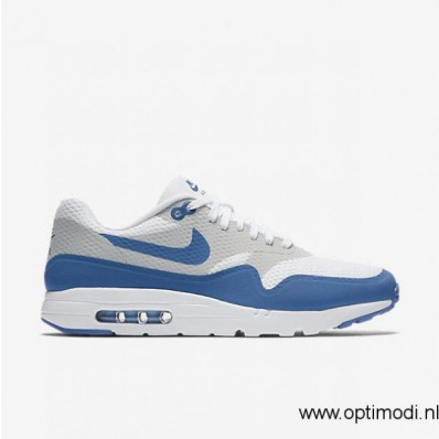 nike air max ultra blauw