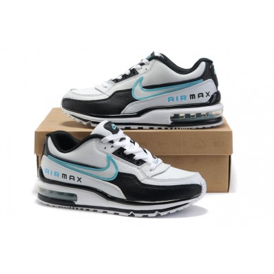 nike baby air max 1 td wit/blauw