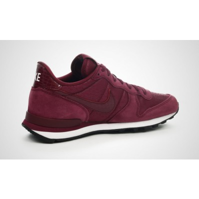 nike internationalist bordeaux rood
