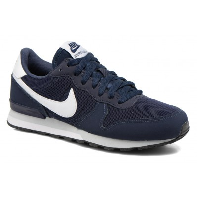 nike internationalist donkerblauw