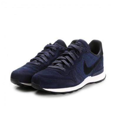 nike internationalist lx schoenen blauw