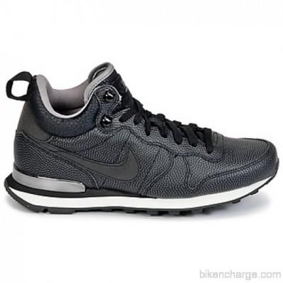 nike internationalist mid leather dames schoenen