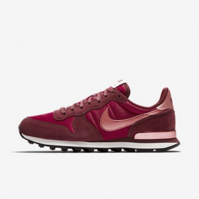 nike internationalist rood dames