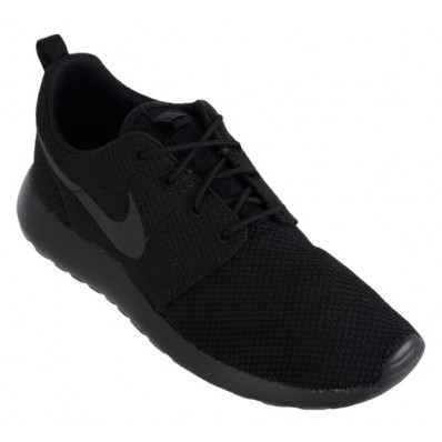 nike roshe one black heren