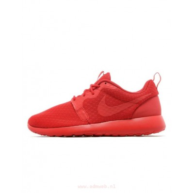 nike roshe one hyperfuse rood