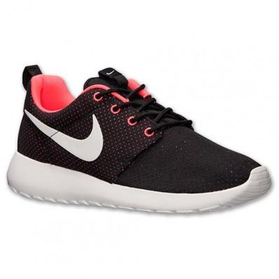 nike roshe one schoenen zwart
