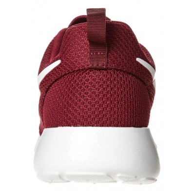 nike roshe run bordeaux rood heren