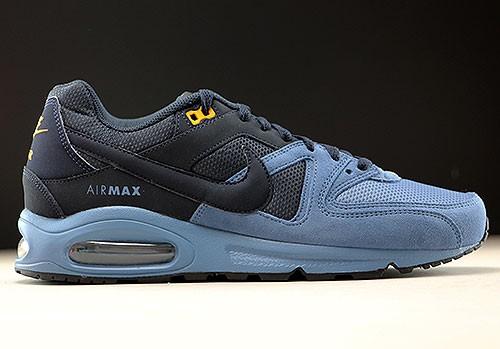air max command premium blauw