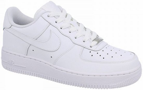 nike air force 1 dames wit