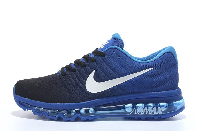 air max 2017 blauw heren