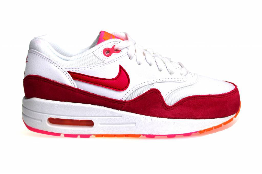 nike air max rood wit dames