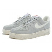 nike air force 1 grijs wit