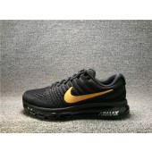 nike air max zwart goud heren