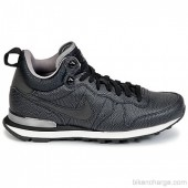 nike internationalist mid leather dames schoenen