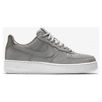 nike air force 1 low grijs dames