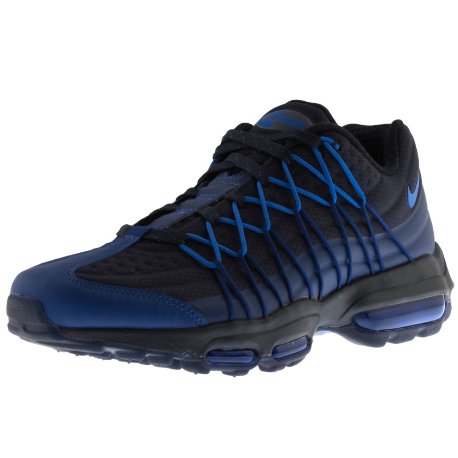 air max 95 ultra blauw