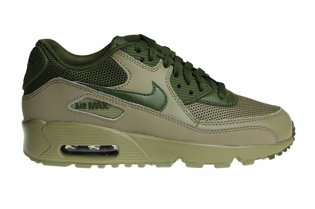 air max donkergroen