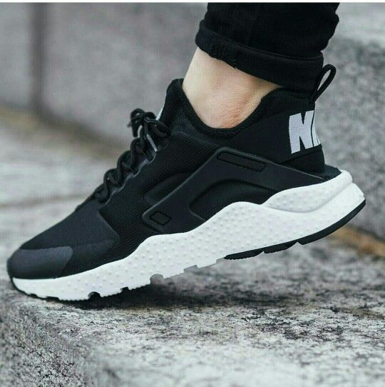 nike air huarache ultra dames zwart