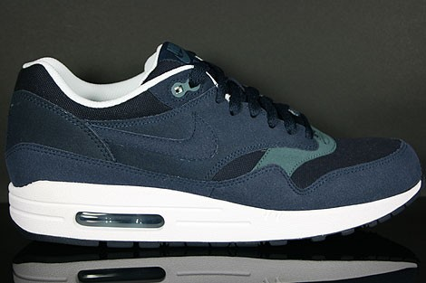 nike air max 1 heren blauw
