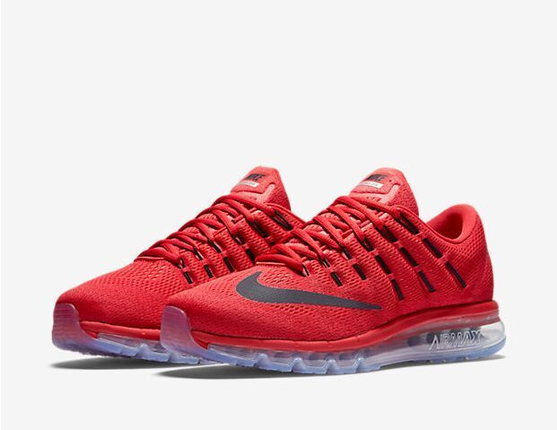nike air max 2016 heren rood