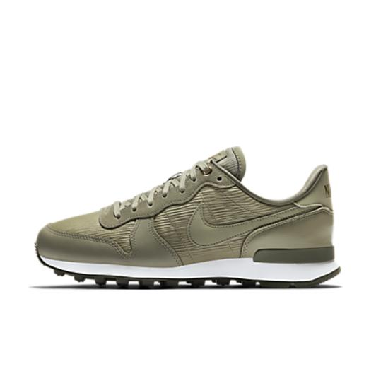 nike internationalist premium groen