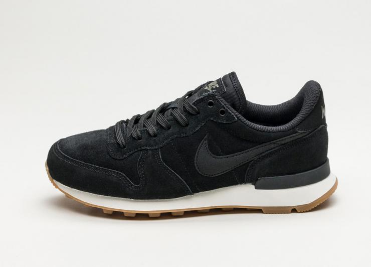 nike air internationalist dames zwart